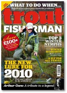 Trout Fisherman - issue 401