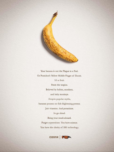 Banana Ad